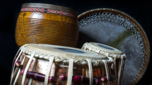 Conférence-Découverte sur les percussions d'Orient.